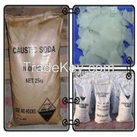 Caustic soda flakes/pearls/solid factory.Package is customized