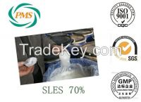Detergent raw material SLES 70% industry grade