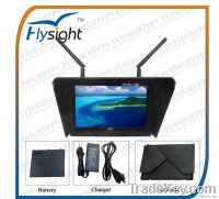 "RC801 Flysight Black Pearl no blue screen 7 "" wireless fpv monitor"