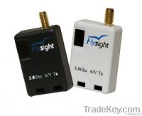 TX58CE 5.8Ghz wireless AV TX transmitter with CE cert Legal in Europe
