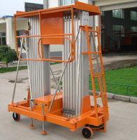 hydraulic lifting platform