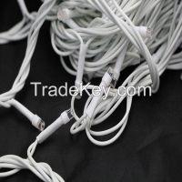 100led white string ligts christmas