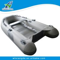 China CE Certificate foldable inflatable fishing  boat for cheap sale