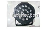 18pcs*1w LED Flat Par Light