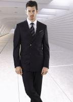 %100 Wool Fomal Suit - Leonardo Moda