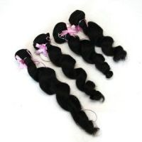 6A Unprocessed Virgin Peruvian Hair