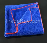 Microfiber car wash towel cleaning cloth high absorption towel