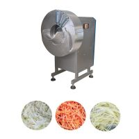 High Quality Stainless Steel Commercial Vegetable Cutting Machine