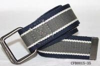 Canvas Cotton Fabric Belt