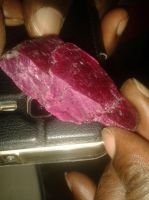 Amethsyts, Tanzanites and other precious stones