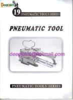 Pneumatic strapping tool for polyester (PET) strapping & polypropylene (PP) strapping