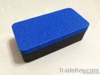 Car dash shine sponge