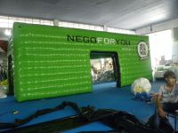 Airtight Trade Show Inflatables Event Tent House / Party Tent For Wedding Or Exhibition