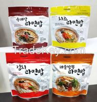 Instant Noodle Rice-Cupbap