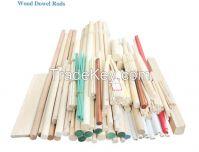 decorative wood dowel