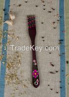 Decorative wooden fork