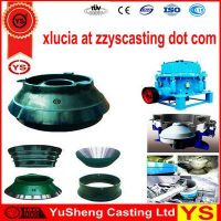 Cone Crusher Spare Parts/cone crusher parts/cone crusher wear parts