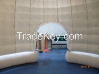 New Inflatable Devonshire Wedding Light Dome Tent