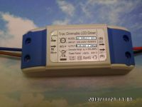 LED driver dimmable 20W 18W 16W 15W 13W 3mA~290mA 13-20S-1PX1 QiHan constant current power supply lighting transformer
