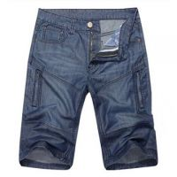 2014 new fashion mens shorts  denim pants