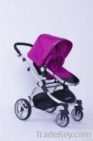 luxury Aluminume baby stroller