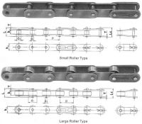 American Standard Double Pitch Conveyor Chain
