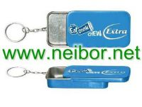 Keyring Chewing Gum Box