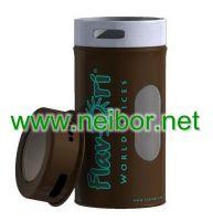 spice tin spice jar pepper shaker salt can seasoning canister flavor pot