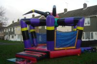 2014 inflatable spider castle bouncy for Halloween