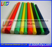 Supply High Strength Fiberglass Rod, UV Resistant Fiberglass Rod, Flexib