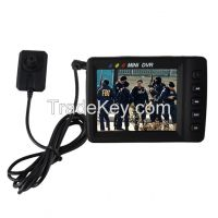 KSAD 760A+303 2.5 inch angle eyes mini handy video recorder