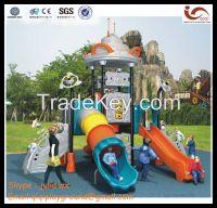 Outdoor playground equipment, Kids plastic playground , kids slide toys