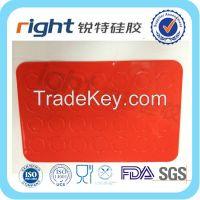 Food grade Macaron cooking mat with LFGB/FDA certificate