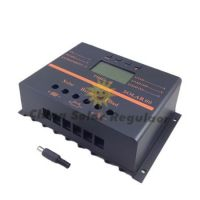 Solar60 60A,Solar80 80A Solar Charge Controller with LCD display With USB LG0#