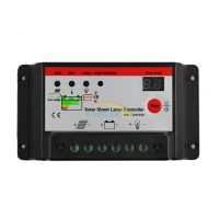 2014 NEW,10A settable Solar Charge Controller,CPU control,Voltage and Mode settable,PWM 12/24V switch