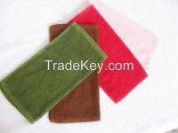 Good Quality Cotton Red Tea towel