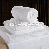 White Hotel Towel set/face towel/hand towel/bath towel