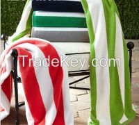 100%Cotton Stripe Beach Towel