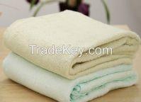 Plain 100% cotton towel