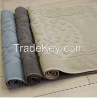 100% Cotton Bath Mats