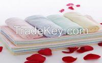 Candy Color Plain Cotton Towel