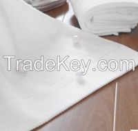 stain hand towel