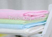 hot sale plain dyed towel