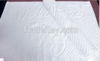 100% cotton jacquard bath mat