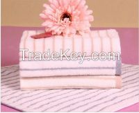 Colourful striped Towel