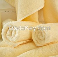 100%Cotton Light Colour Plain Face Towel