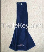 hook embroidery Golf towel