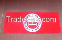 China factory 100% cotton customized reactive printed beach towel