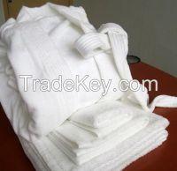 Velour Cotton bathrobes