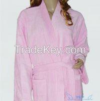 100% Cotton bathrobes